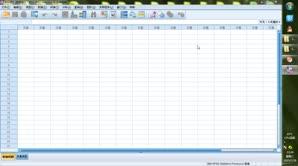 spss 配对样本t检验数据录入与分析